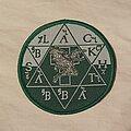 Black Sabbath - Patch - Born Again Era