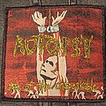 Autopsy - Patch - Acts of the unspeakable