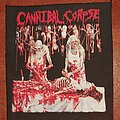 Cannibal Corpse - Patch - Butchered At Birth Backpatch