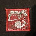 Metallica - Patch - Creeping Death