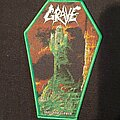 Grave - Patch - Into The Grave
