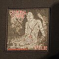 Cannibal Corpse - Patch - Vile