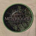 Meshuggah - Patch - Chaosphere