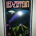 Led Zeppelin - Black Light Poster