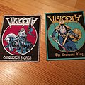 Visigoth - Patch - Two sparkly boi's