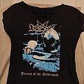 Desaster - TShirt or Longsleeve - Desaster girly tshirt