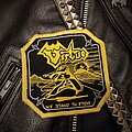 Virtue - Patch - Handmade Virtue We Stand to Fight patch