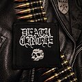 Deathcircle - Patch - Handmade Deathcircle patch