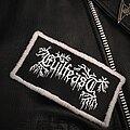 Evilfeast - Patch - Handmade faux leather Evilfeast patch