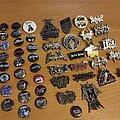 Bathory - Pin / Badge - My pin & button collection