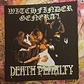 Witchfinder General - Patch - Witchfimder general - Death Penalty
