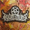 Thy Art Is Murder - Patch - Thy Art Is Murder - Logo
