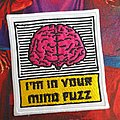 King Gizzard And The Lizard Wizard - Patch - King Gizzard - I'm in Your Mind Fuzz