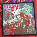 Traitor - Patch - Traitor - Knee Deep In The Dead
