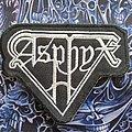 Asphyx - Patch - Asphyx - Logo