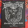 Immortal - Patch - Immortal - Northern Chaos Gods