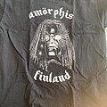 Amorphis Finland tshirt