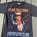Fear Factory - TShirt or Longsleeve - Demanufacture
