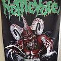 Official Rottrevore - Iniquitous Fabric Banner Other Collectable