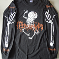 Terrorizer L.A. Before the downfall longsleeves TShirt or Longsleeve