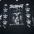 Decrepit- Hymns of Grief and Pain long sleeve