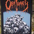 obituary back patch