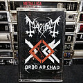 Mayhem - Tape / Vinyl / CD / Recording etc - MAYHEM - Ordo Ad Chao (Tape)