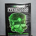Eyehategod - Other Collectable - EYEHATEGOD - Kuala Lumpur Dopesick 9.3.19 (poster)