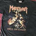 Manowar - TShirt or Longsleeve - Manowar Monsters of the millenium tour 1999