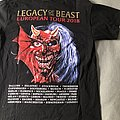 Iron Maiden Legacy of the beast tour 2018 TShirt or Longsleeve