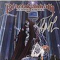 Black Sabbath Dehumanizer SIGNED by Geezer