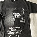 King Diamond tour shirt 2014