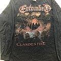 Entombed Clandestine Long sleeve TShirt or Longsleeve