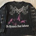 Mayhem De mysteriis dom sathanas Long sleeve TShirt or Longsleeve
