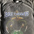 Bolt thrower European tour shirt 1992