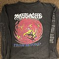 Massacre From Beyond long sleeve 1991