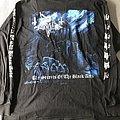 Dark Funeral Secrets of the black arts tour shirt 1998 Long sleeve