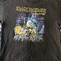 Iron Maiden tour 2008 Somewhere on tour