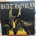 Bathory yellow goat Black mark original