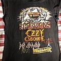 Scorpions - TShirt or Longsleeve - Monsters of rock 1986