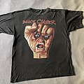Alice Cooper - TShirt or Longsleeve - Alice Cooper Raise your fist and yell tour 1987-1988