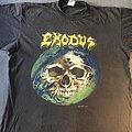 Exodus - TShirt or Longsleeve - Exodus Fabulous disaster tour 1989