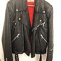 Jofama leather biker jacket