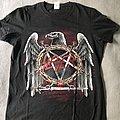 Slayer European tour 2016 TShirt or Longsleeve