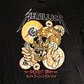 Metallica The shortest straw 1988 TShirt or Longsleeve