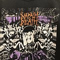 Napalm Death From Enslavement to obliteration TShirt or Longsleeve