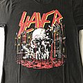 Slayer World sacrifice tour 1988 TShirt or Longsleeve