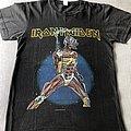 Iron Maiden Somewhere on tour 1986 TShirt or Longsleeve