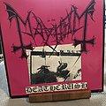 Mayhem Deathcrush Posercorpse original Tape / Vinyl / CD / Recording etc