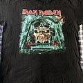 Iron Maiden tour 2013
